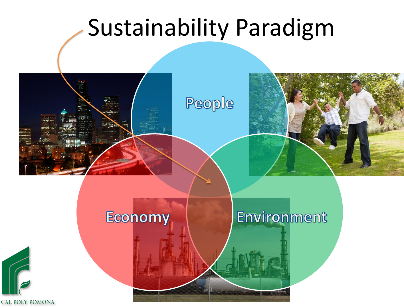Sustainability paradigm